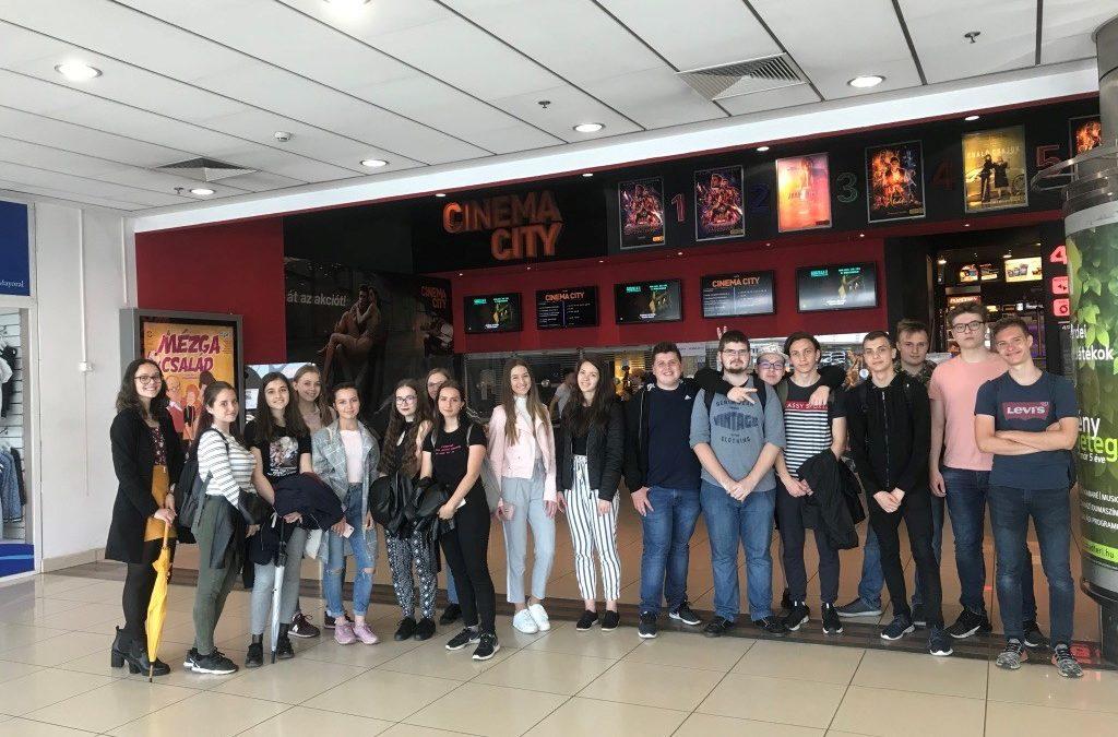 Moziban jártunk…