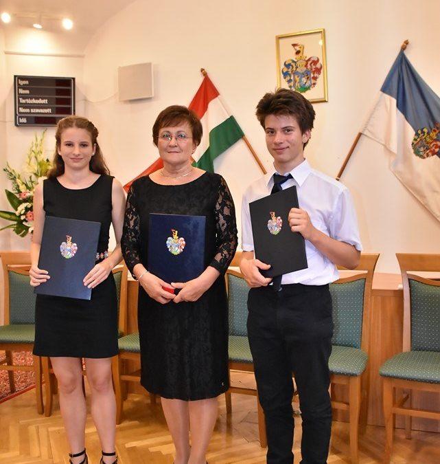 Városi kitüntetések
