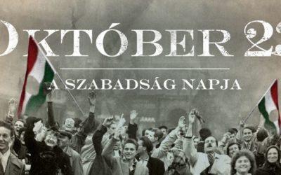 Rendhagyó megemlékezés az 1956-os eseményekről és hősökről