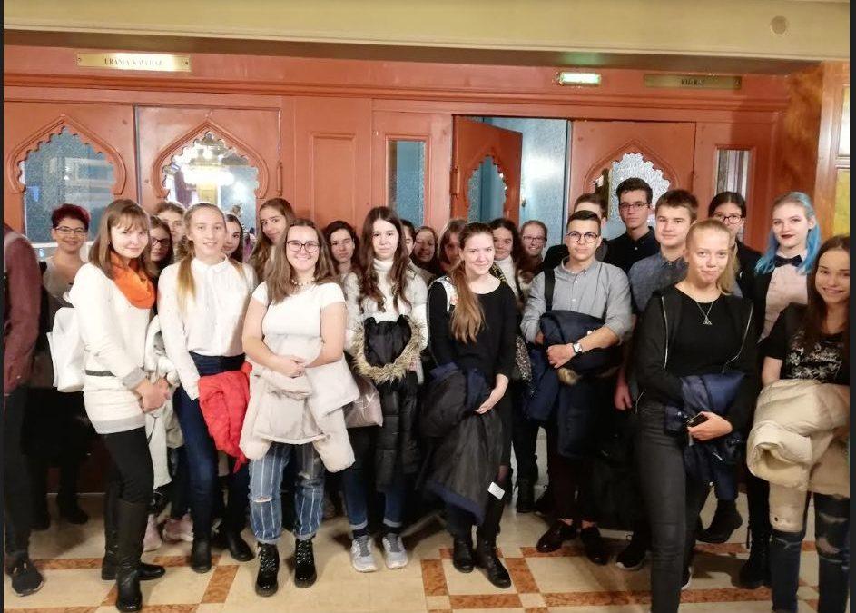 Színházlátogatás Budapesten