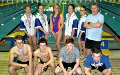 Úszó diákolimpia körzeti döntő