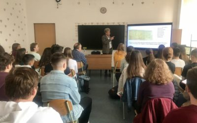 Dr. Zsoldos Attila, az MTA doktorának előadása
