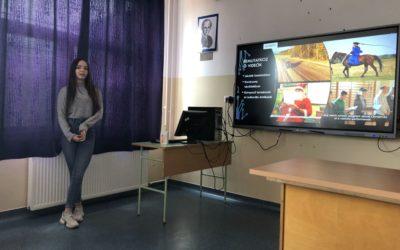 Erasmus záró rendezvény